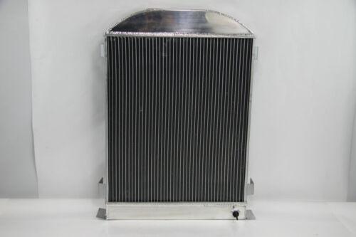 "New Radiator FORD FLATHEAD ENGINE Flat Head Height=28/"" Inch 1935-1936 35-36"