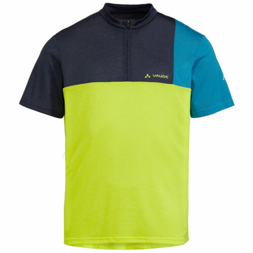 Vaude Tremalzo shirt homme-Radshirt Maillot MTB T-shirt manches courtes shirt radtrikot