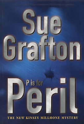 1 of 1 - P is for Peril (A Kinsey Millhone mystery), Grafton, Sue, Very Good Book