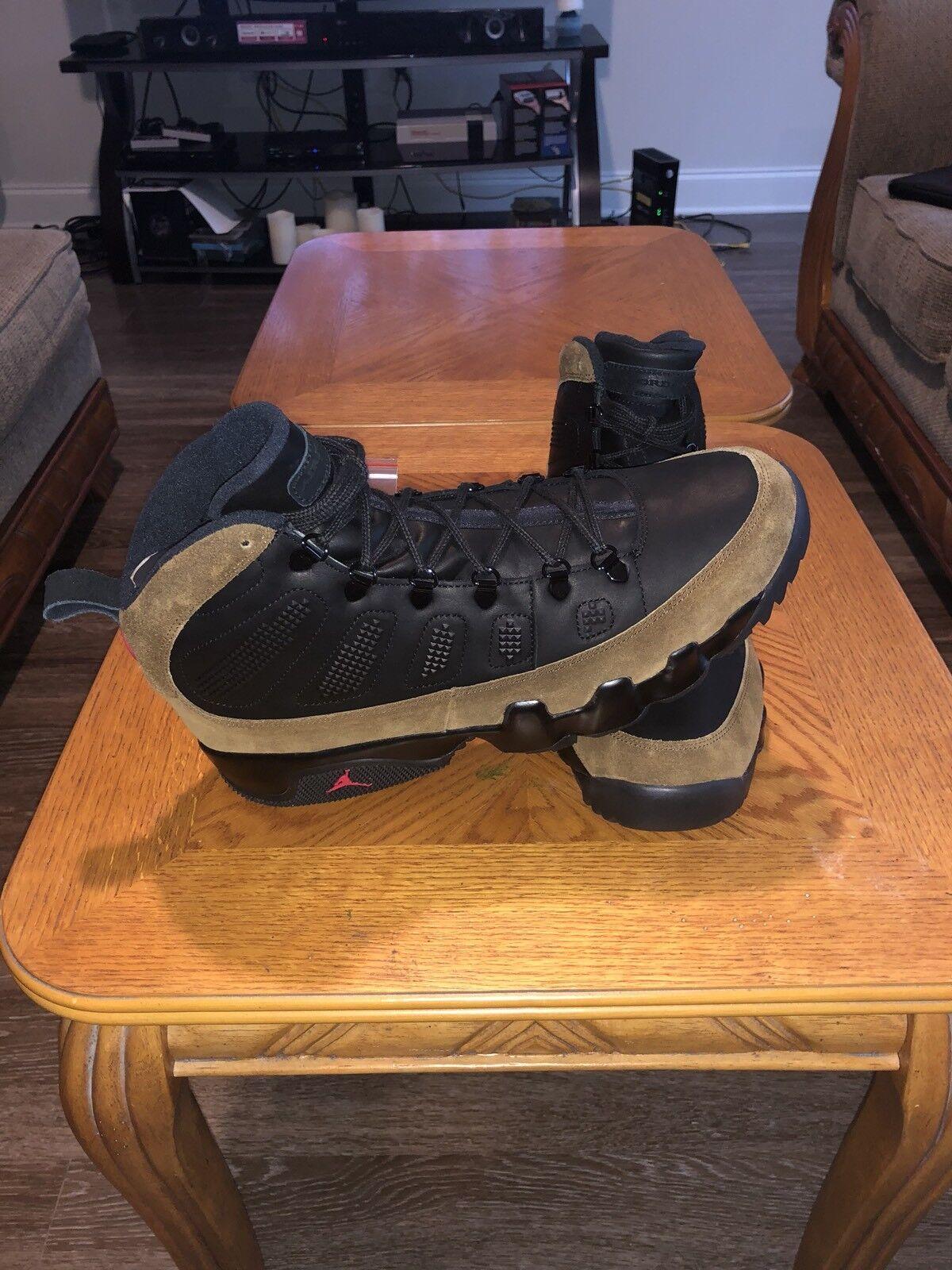 Air Jordan 9 NRG Boot Size 14