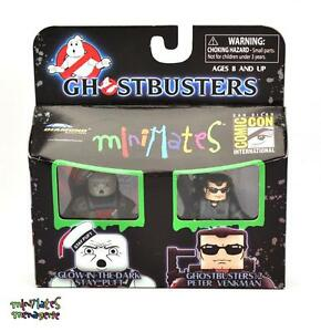 Ghostbusters-Minimates-SDCC-Exclusive-Glow-in-Dark-Stay-Puft-amp-GB2-Peter-Venkman