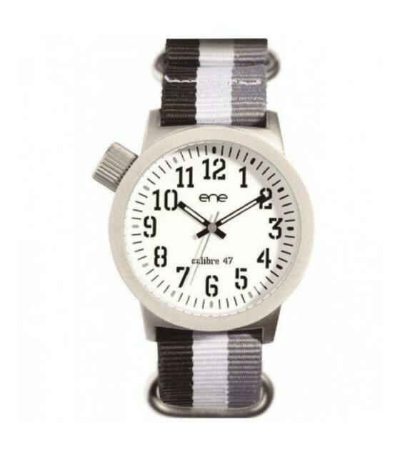 Ene Reloj Hombre Ene 345019009 (47 Mm)