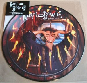 David-Bowie-Zeroes-2018-Vinyl-7-034-45-RPM-Picture-Disc-new-mint