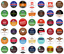 K-Cup-Coffee-Variety-Pack-for-Keurig-Brewers-Fresh-Brand-Name-Sampler-40-Count thumbnail 1