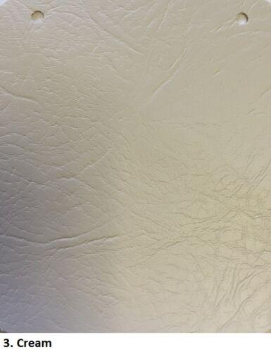 Duty Faux Leather Leatherette Vinyl PVC Fire Resistant Material Up140cm