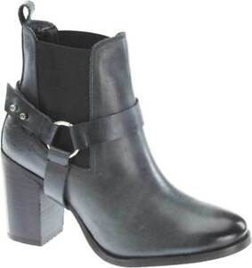 Women's Heel d83835 Bootie Harley Catalano Chunk davidson Fashion OqAx4P58w
