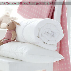 Anti-Allergenic-Toddler-Baby-Cot-Bed-Duvet-Quilt-4-5-7-5-and-9-Tog-Top-Quality
