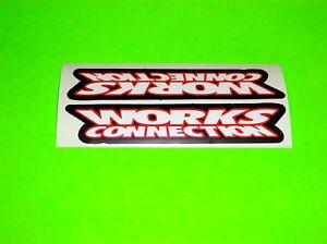 KX KXF CRF CR RM RMZ YZF YZ 65 85 100 125 250 450 MOOSE RACING STICKERS DECALS
