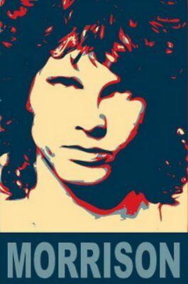 Doors Jim Morrison 19X13 poster print Limited Edition