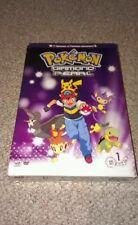 Pokemon Diamond & Pearl Box Set 1 DVD 2 Discs 17 Episodes 2008