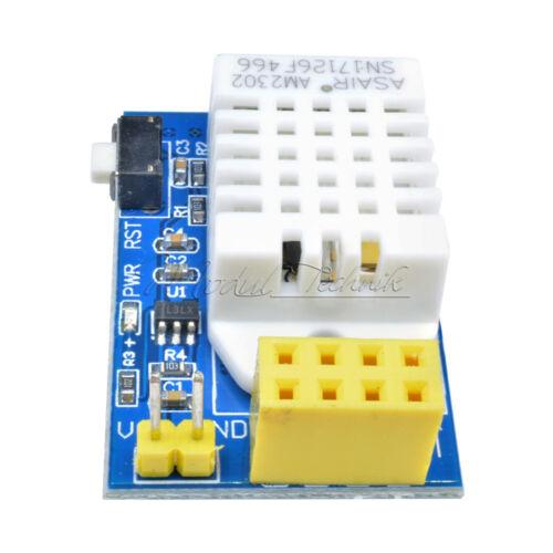 AM2302 DHT22 ESP8266 ESP-01//01S Temperature Humidity Wifi Shield Sensor Module