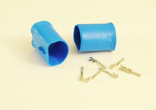 NEW 9007 9004 hb5 Male connectors XENON HID adapters cap Cover Plug sockets PINs