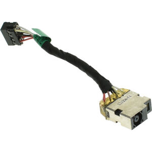 DC-Jack-Power-Socket-Cable-Hp-763699-001-CBL00385-0050-Charging-Wire-Connector