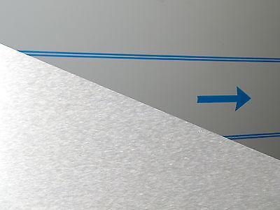Ronde aus Aluminium plangefräst AlMg3 Blech 200 x 15 mm foliert aluscheibe