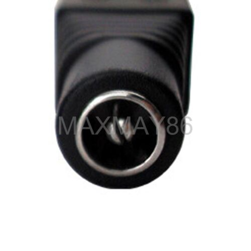 15pcs Female Screw Coaxial 2.1mm DC Power Cable Connector Adapter For Cameras