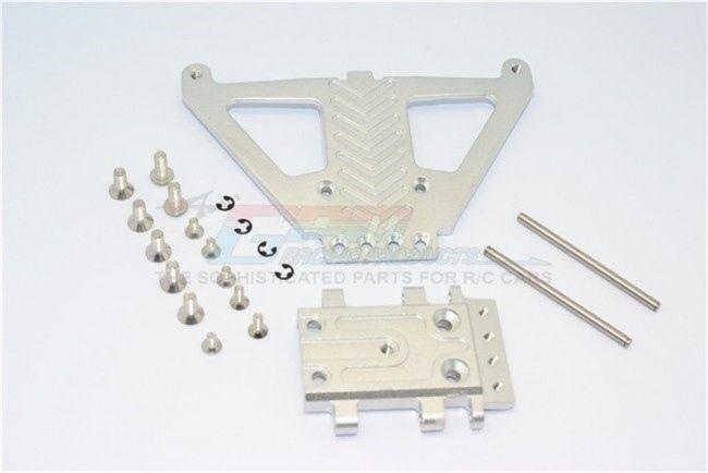 GPM SLA330LCG-S  ALU davanti GEAR scatola ProssoECTOR SLASH 4X4 LOW-CG 68086-21  buon prezzo