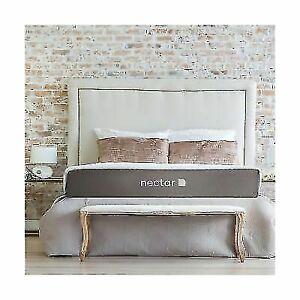 Nectar Queen Memory Foam Mattress with 2 Pillows ...