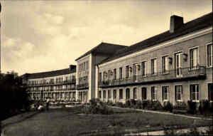1960-TABARZ-Unterkunft-FDGB-Erholungsheim-alte-AK-DDR-Postkarte-Ansichtskarte