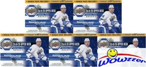 5-2019-20-Upper-Deck-Series-2-Hockey-HUGE-Factory-Sealed-Blaster-Box-YOUNG-GUN