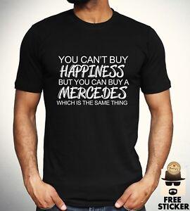 Mercedes-Benz-Funny-T-shirt-Car-Sport-Racing-Tee-Mens-Clothing-Gift-Top-S-3XL