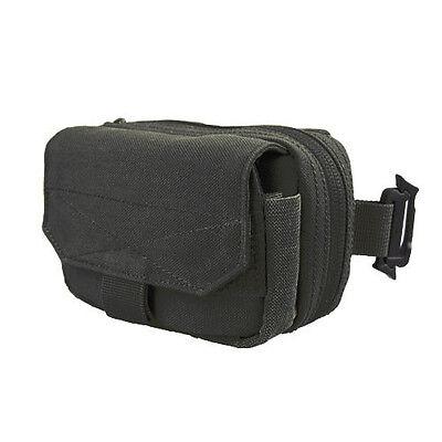 CONDOR MOLLE Modular Digi Gear Pouch Phone MP3 Camera ma66-002 BLACK