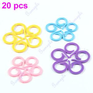 20-pcs-2-Types-Colorful-Crotchet-Knitting-Stitch-Locking-Craft-Markers-Set