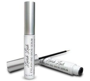 Hairgenics Lavish Lash -- Eyelash Growth Enhancer & Brow Serum for Long Lashes!
