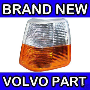 Volvo-740-1990-only-Front-Indicator-Light-Lamp-Left-See-Description