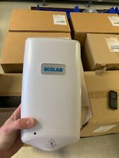 ECOLAB Nexa Compact Touch Free Hand Hygiene Dispenser Black New In Box 9202-1190