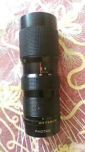 PHOTAX - PARAGON 85- 210mm 1:3.5 Lens .