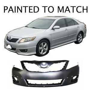 painted to match 2010 2011 toyota camry se front bumper ebay. Black Bedroom Furniture Sets. Home Design Ideas