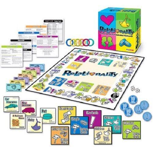 Relationality - Educators edizione  - Research Based tavola gioco nuovo IN scatola  presentando tutte le ultime tendenze della moda