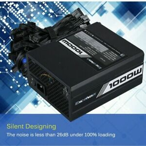 1000W-Power-Supply-Switching-Supports-Intel-AMD-Fully-Modular-Double-6-P6-2PIN