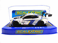 Scalextric avon Tyres Bentley Continental Gt3 Dpr 1/32 Scale Slot Car C3515
