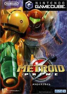 USED Nintendo Gamecube Metroid Prime (language/Japanese)*