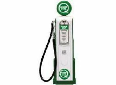 Appena Pompa Benzina Fuel Pump Quaker State Style A 1:18 Model Yat Ming