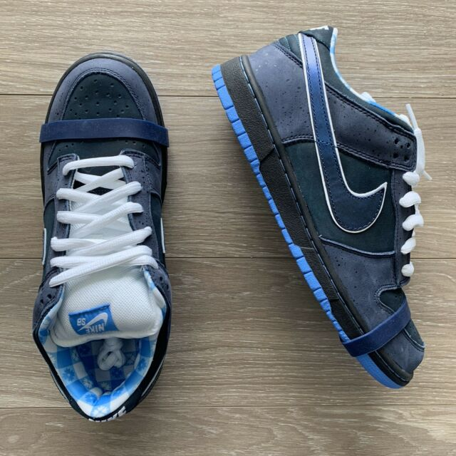 Telemacos variable apoyo  Nike SB Blue Lobster RARE Premium Dunk Low Size 11 SNEAKERS ...