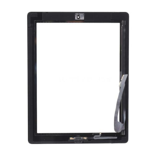 OEM For iPad 2 3 4 Air Mini 1 2 3 Touch Screen Digitizer Replacement w// Adhesive