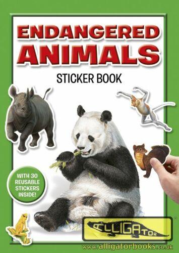Riutilizzabile Alligator Aneddoti Imparare Attività A4 Tema Adesivo Libri