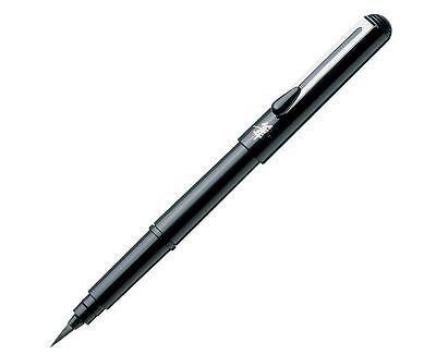 Pentel Pocket Fude Brush Pen with 2 refills XGFKP-A