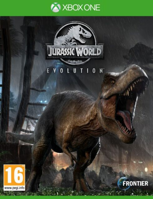 Jurassic World Evolution (Xbox One) New & Sealed IN STOCK Fast Free UK Postage