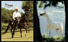 Arabian Horse Times - September/October 2001 Volumes 1 & 2 - Vol. 32, No. 4 & 5
