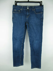Aeropostale-Women-039-s-sz-11-12-Cotton-Blend-Blue-Slim-Bayla-Skinny-Jeans