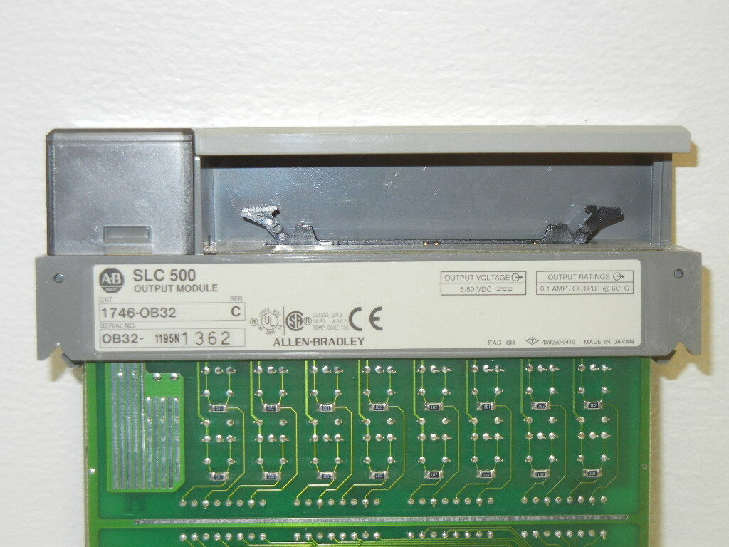 Allen Bradley DC Output Module (1746OB32) | eBay