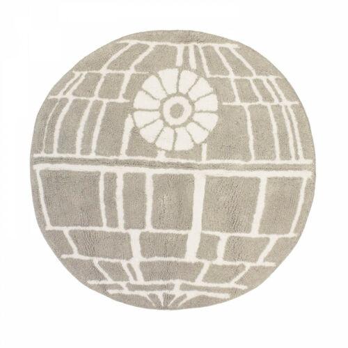 Star Wars Death Star Rug Grey