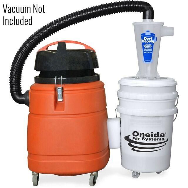 Oneida AXD000004A Dust Deputy Deluxe Cyclone Separator Kit for sale online