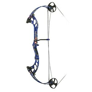 2019-PSE-Mudd-Dawg-Compound-Bowfishing-Bow-Right-Handed-BLUE