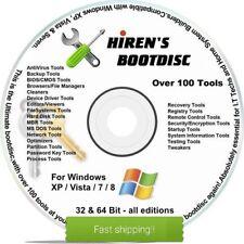 PC Repair Password Recovery Clone Virus Malware Removal Boot CD
