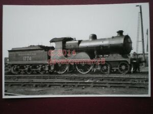 PHOTO  SR L GERMAN ENGINES CLASS LOCO NO 1774 - Tadley, United Kingdom - PHOTO  SR L GERMAN ENGINES CLASS LOCO NO 1774 - Tadley, United Kingdom
