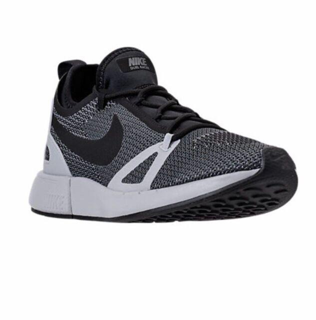 20d1bab5e416 Nike Men s Duel Racer Casual Shoes SNEAKERS Kicks Grey Black 918228 ...